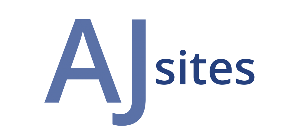 AJ Sites - Web Design Services